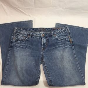 Silver Jeans. 30/27